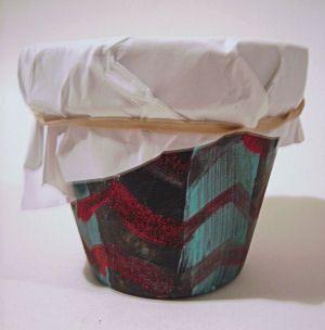 make an african drum craft