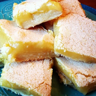 Lemon Bars - the perfect classic dessert.
