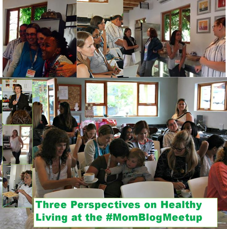 Three Perspectives on Healthy Living at the