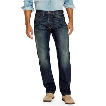Men's Levi's 505 Regular Jeans