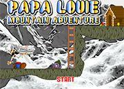Papa Louie Mountain Adventure | juegos de cocina - jugar online