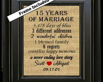 50th Wedding Anniversary/50th Anniversary by BurlapNGlass on Etsy
