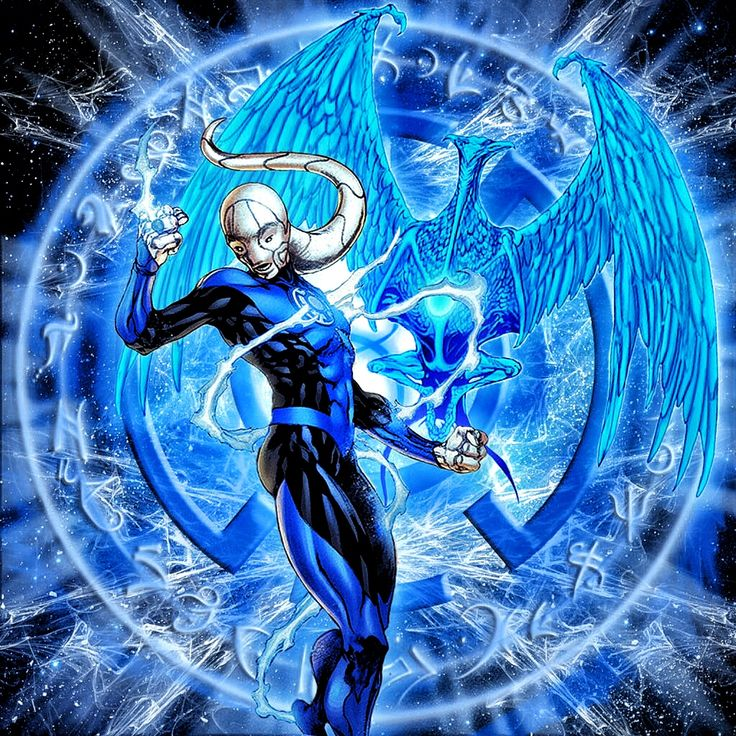 Saint Walker Blue Lantern / Adara Entity