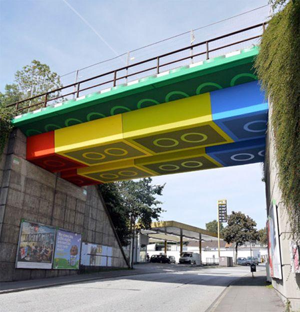 Cool bridge.