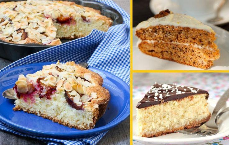 Už jste vyzkoušela koláče s kefírem? Těsto je díky němu vláčné a má vynikající chuť!