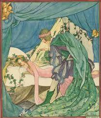 Sleeping Beauty, a fairy tale the duke reads to Alice