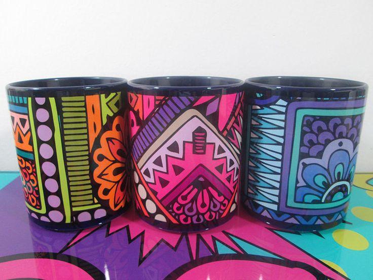 Mugs Colección Colors - Imaginaerum Regalos Bogotá