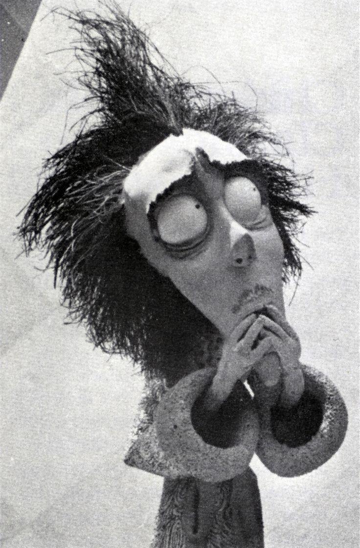 "Tim Burtons ""Vincent"""