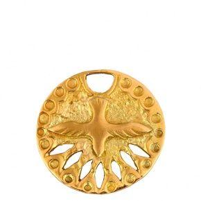 Médaille d'atelier Saint Esprit
