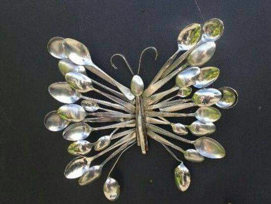 Spoon butterfly