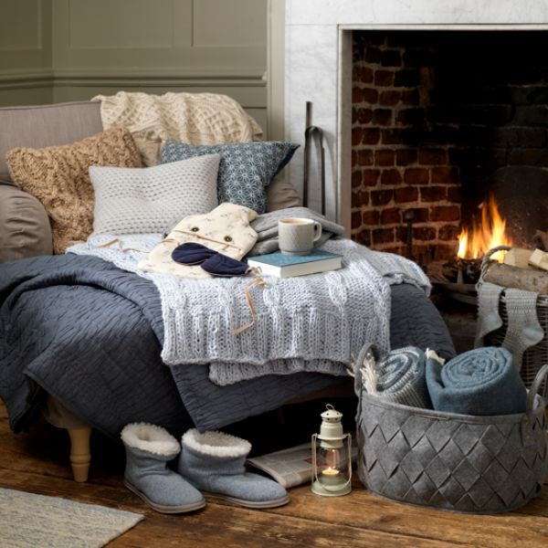 With the nights drawing in and the weather on the turn, we could all do with a little hygge happiness in our lives. Learn true relaxation and contentment from the Danish