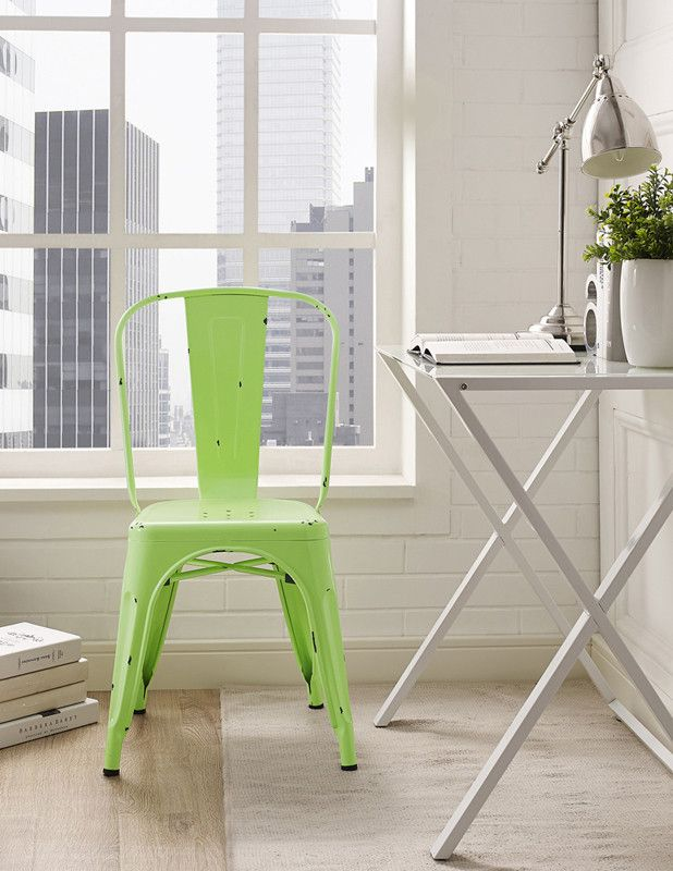 Walker Edison CH33MCGR Metal Caf Chair Spring GreenBest 25 Metal cafe chairs  ideas on Pinterest Metal diningMetal Cafe Chairs Sale  Galvanized Amelia Metal Cafe  . Metal Cafe Chairs Sale. Home Design Ideas