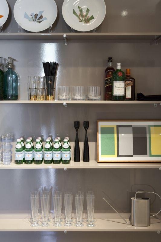 137 best images about Wnętrza publiczne  sklepy on   -> Kuchnia Bez Uchwytów