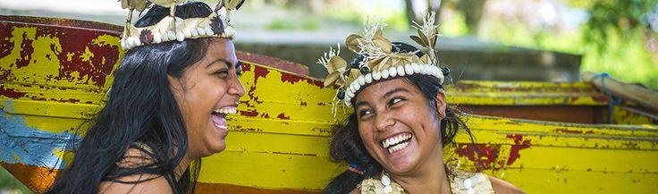 Fiji Cruises, Fiji Holiday Packages, Fiji Vacations - Captain Cook Cruises Fiji
