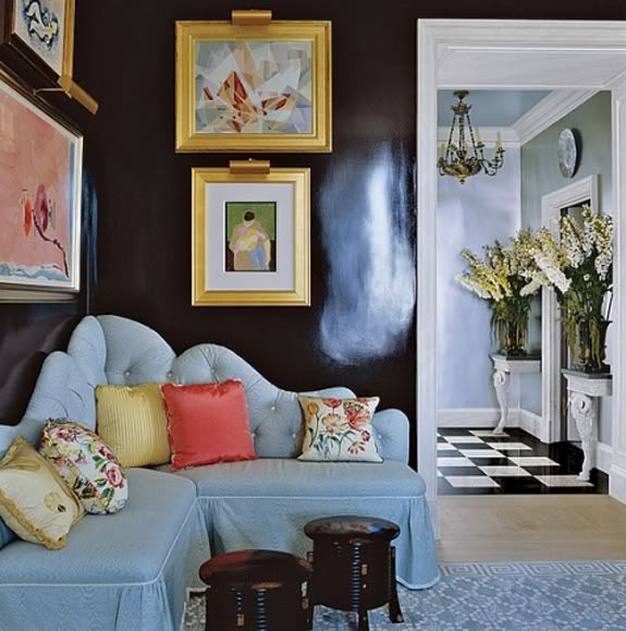 Wall Colour Inspiration: 211 Best Fabric, Wallpaper, Paint Colors, & Patterns