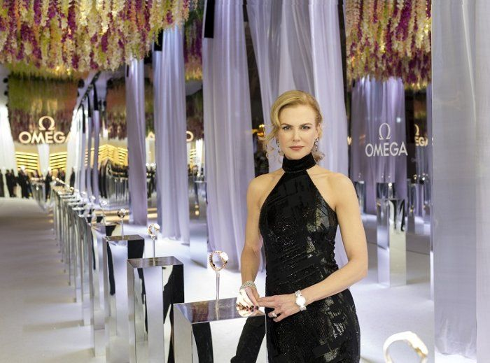 "Nicole Kidman at the Omega's ""Her Time"" Exhibition"