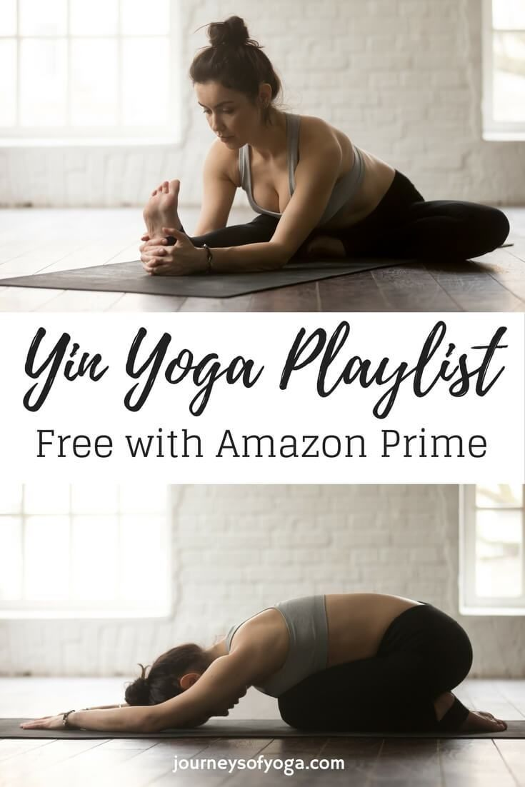 Yin Yoga Playlist Free With Amazon Prime