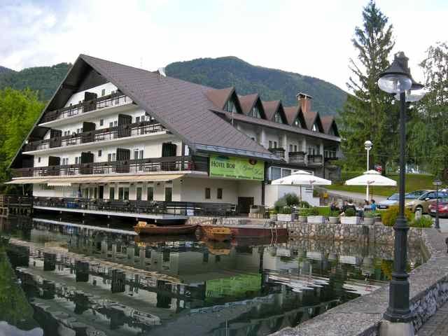 Hotel Bor in Preddvor