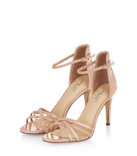 Camel, nude ou beige, trouvez la teinte idéale dans la collection de  chaussures nude pour femme New Look. Achetez des ballerines et escarpins  vernis stylés.