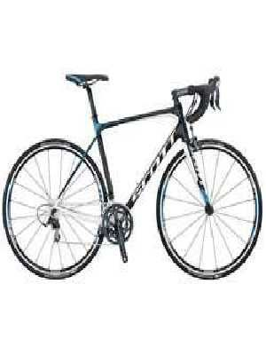 SCOTT Solace 30 CD 2014 Black Blue