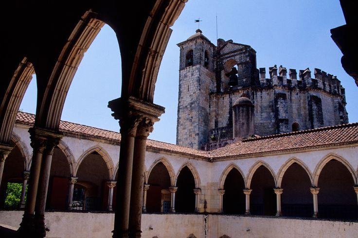 Tomar: Convento do Cristo