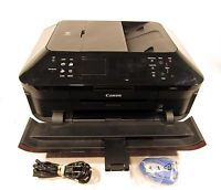 Canon PIXMA MX922 All In One Color Inkjet Printer Scanner Copier Fax Wireless