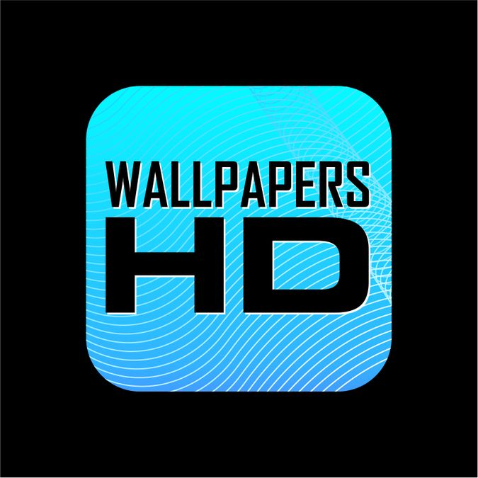 Create a great logo for an iPhone app that has helped generate 60 MILLION backgrounds worldwide! by hoGETz