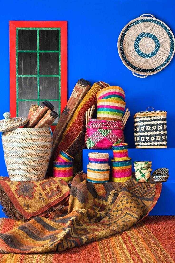 Llena tu hogar de diferentes texturas y colores con los productos #VivaMexicoEasy