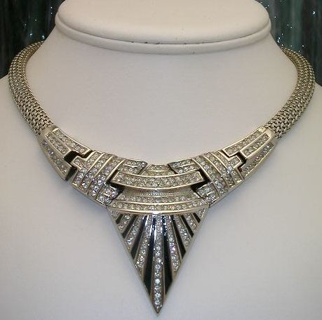 Art Deco Necklace by Grosse, Germany