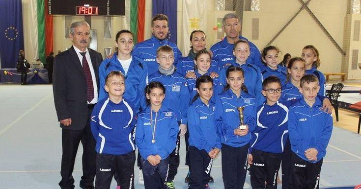 Με μετάλλια και πολλές διακρίσεις επέστρεψε από τη Βουλγαρία ο ΟΕΓΑ