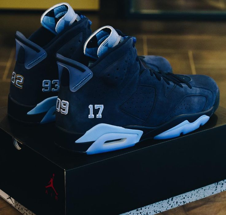 Air Jordan 6 Seul Collecteur Instagram