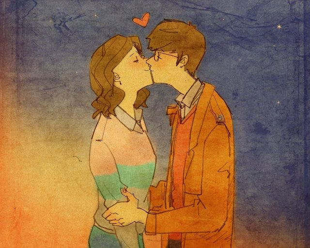 Beijo mais gostoso (...)