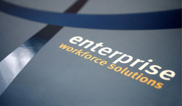 Enterprise Workforce Solutions Business Card