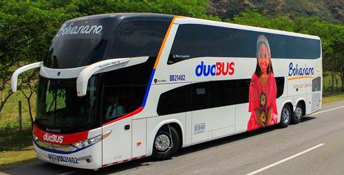 El boom de los buses de dos pisos en colombia buses pinterest colombia y autobuses - Autobuses de dos pisos ...