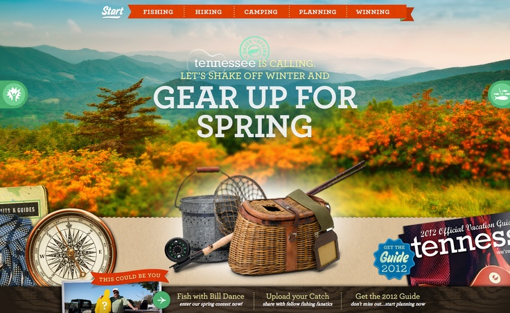 A Springtime Tennessee Vacation
