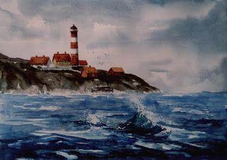Landegode Lighthouse