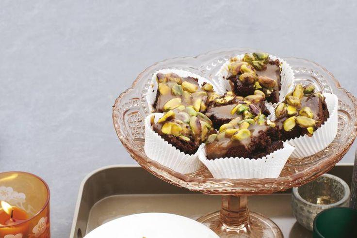 Kijk wat een lekker recept ik heb gevonden op Allerhande! Brownies