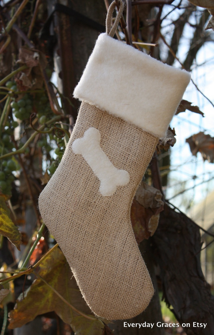 25  best ideas about dog christmas stocking on pinterest