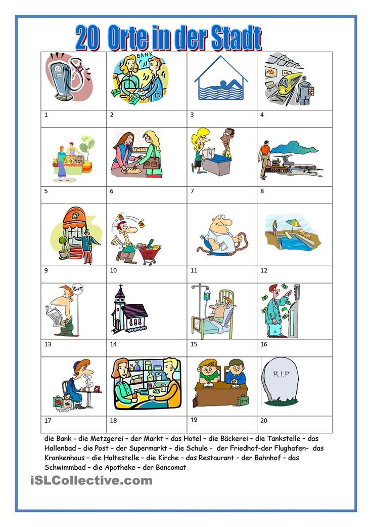 27 best Zahlen images on Pinterest | Worksheets, Numbers and German ...