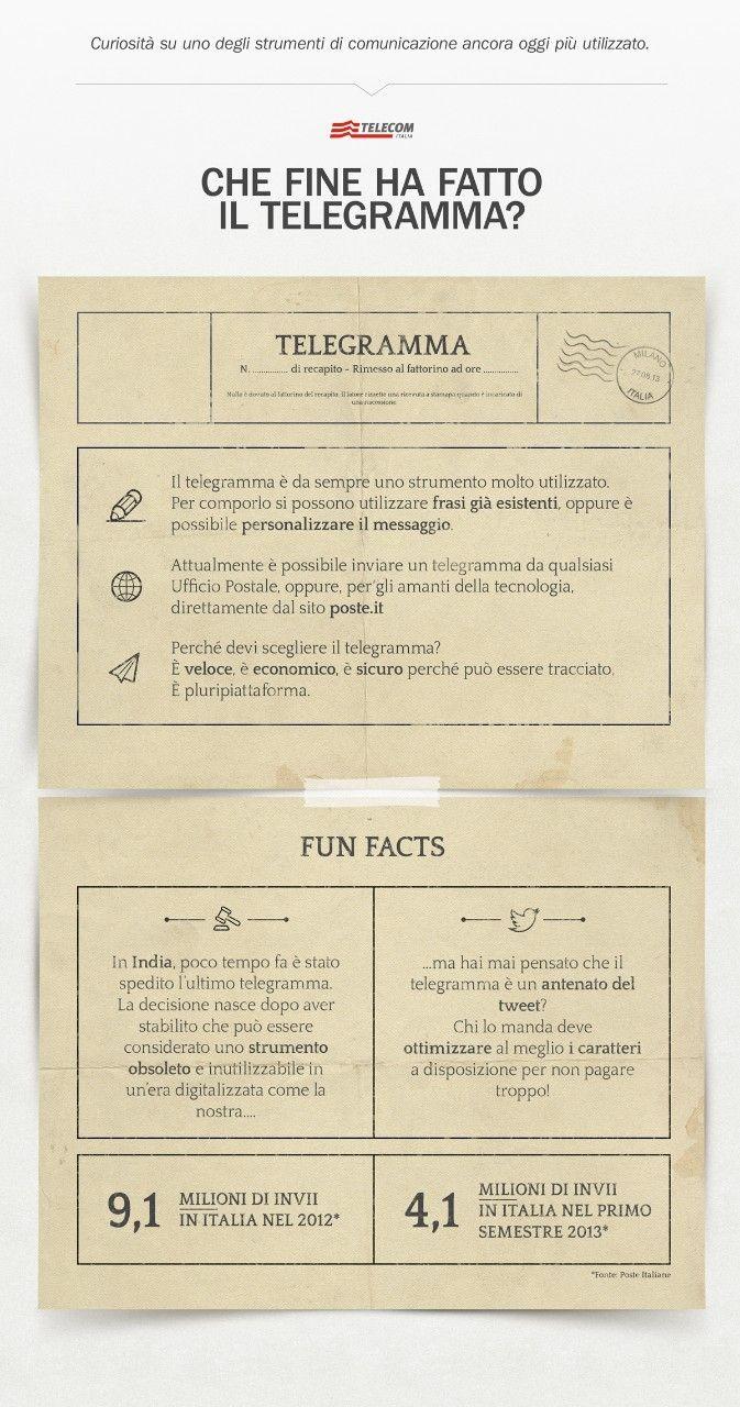 Telecom Italia Group -  Telegramma