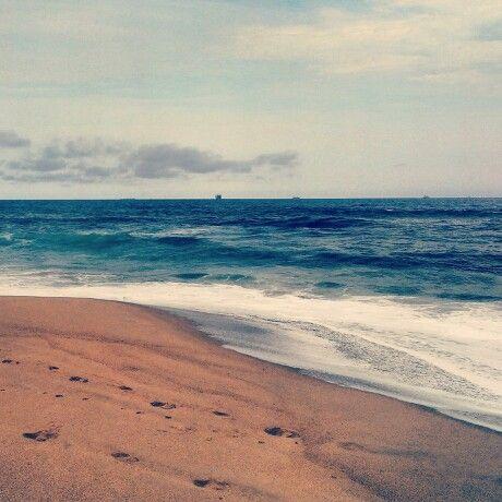 Umhlanga Rocks beach