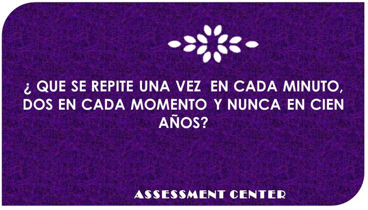#JuegosMentales Agiliza tu mente y resuelve la incognita!