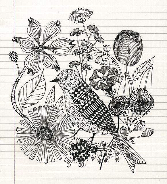 fabulous doodles by Geninne