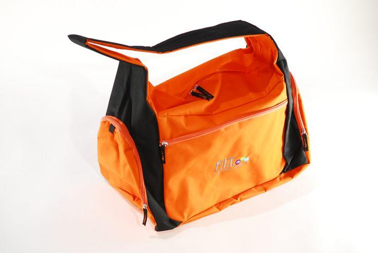 KI391-N Sporttáska F.I.T. Gym bag - narancs