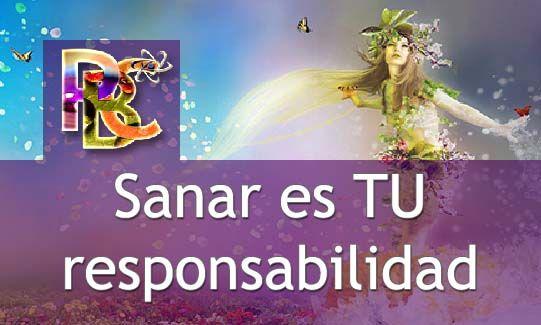 Sanar es TU responsabilidad