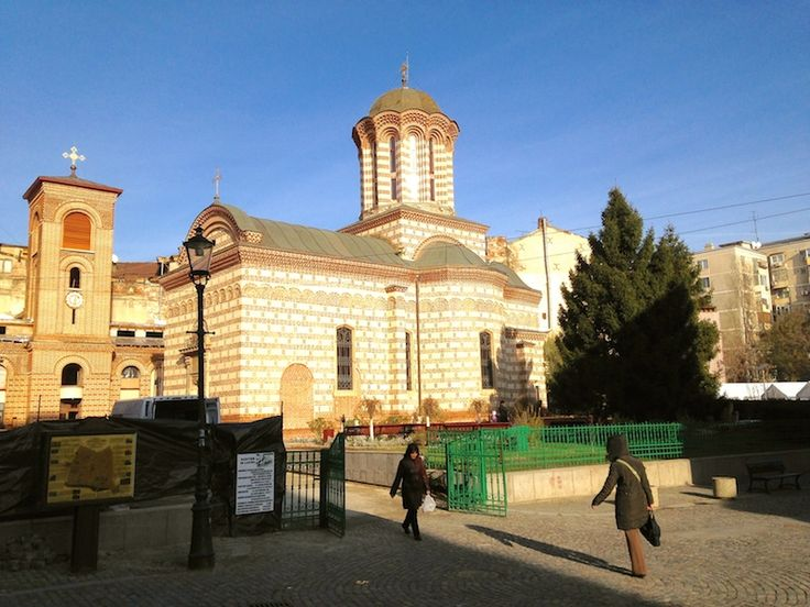 Beautiful Middle Age churches of Bucharest's old town #Bucharest #private #tour
