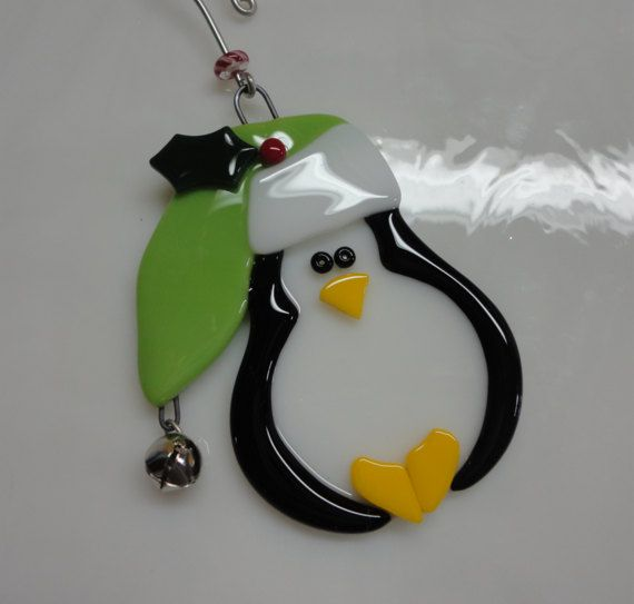 210 best Fused Glass Ornaments images on Pinterest  Fused glass