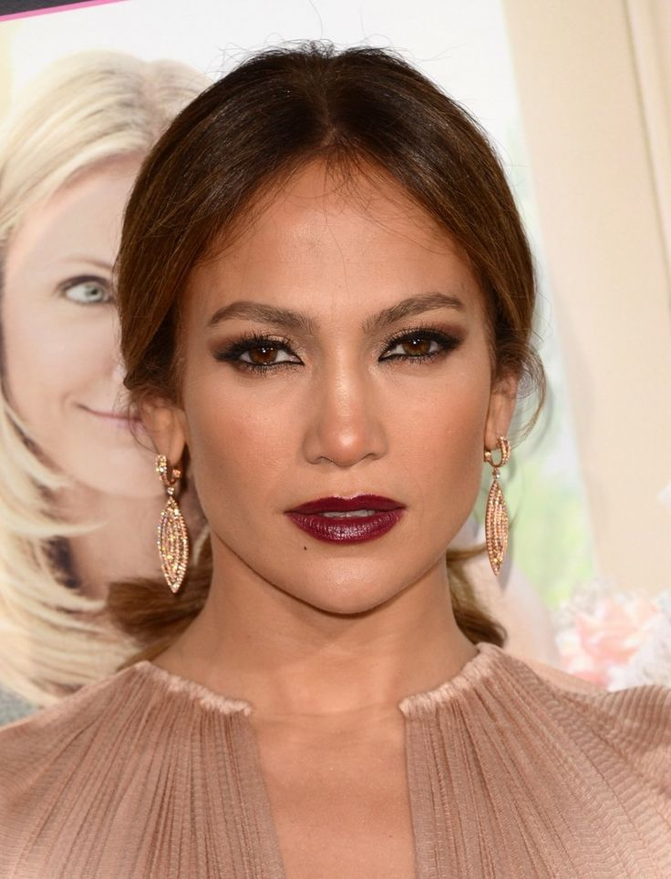 Riches for Rags: Lipsticks Colors, Jennifer Lopez, Makeup, Beautiful, Red Lips, Dark Lipstick, Lips Colors, Jennifer'S Lopez, Burgundy Lips