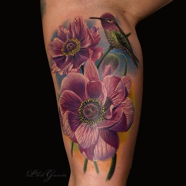 Flower Nature Tattoo: 31 Best California Nature Tattoos Images On Pinterest