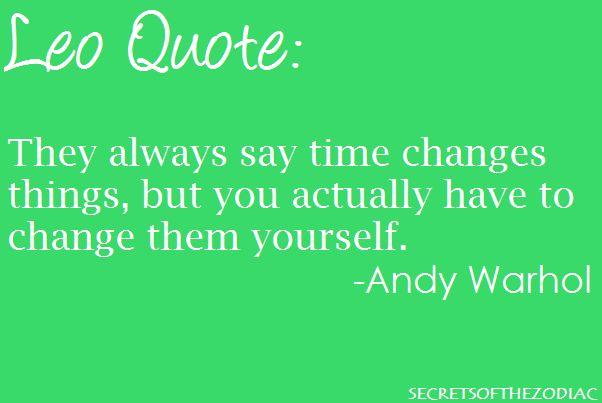 Quotes Leo Horoscope. QuotesGram